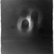 28 cm x 26 cm Photogram