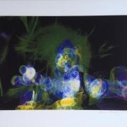30 cm x 40 cm Vierfarb Photogravure